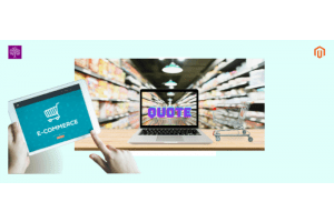 How customer can request quote for products in Magento2