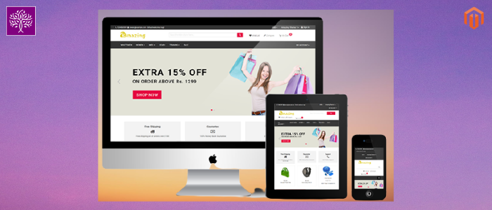 How to Set Mega menu In Amazing Theme for Magento 2