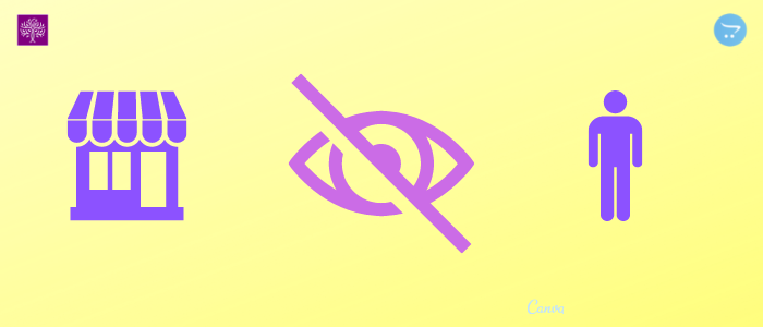 Hide Seller in Opencart Multivendor integrated website for users