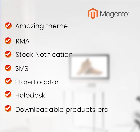 magento business pack components
