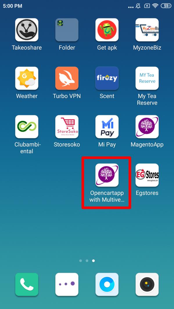 1 mobile app