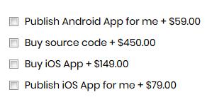 1s opencart app