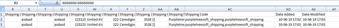 2 export import