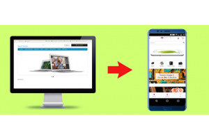 Convert Your Online eCommerce Website into Mobile Application for Opencart 3 Solution