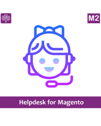 Support Desk / Helpdesk for Magento 2