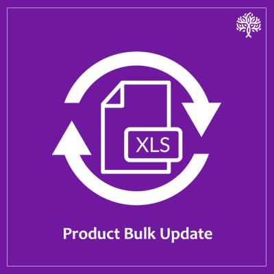 Bulk Product Update for Opencart