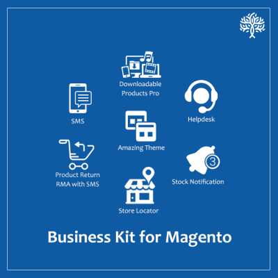 Business Kit for Magento