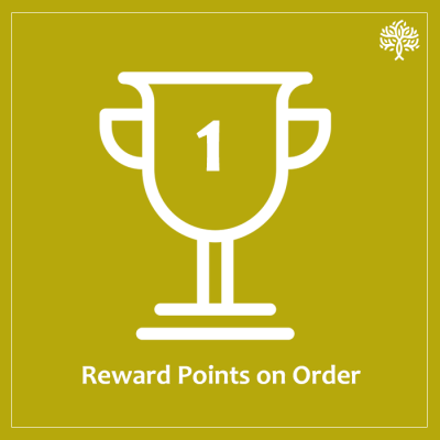 Reward points on Order for Opencart