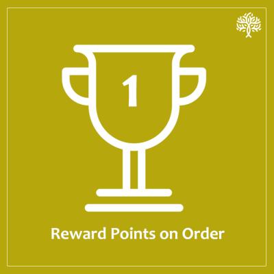 Reward points on Order for Opencart