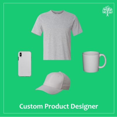 Custom Product Designer for Magento