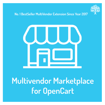 Complete Multi Vendor Marketplace for OpenCart