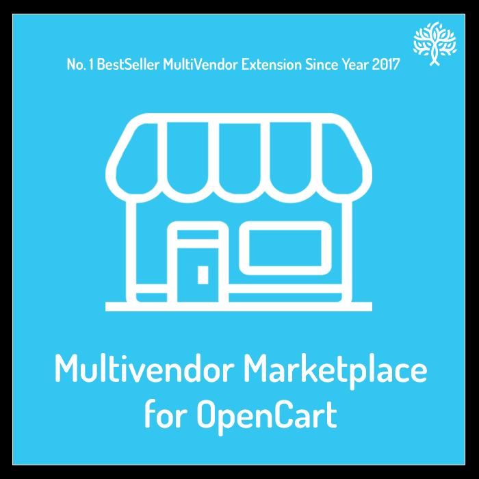 Multi Vendor Marketplace for Opencart