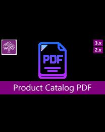 PDF catalog/manual/brochure for Opencart