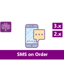 SMS for opencart