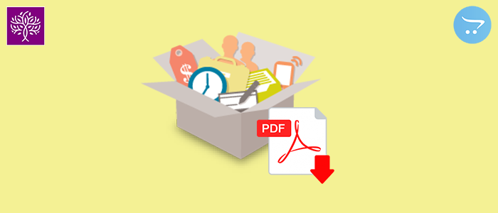 Add Product PDF with PDF Manual extension for Opencart